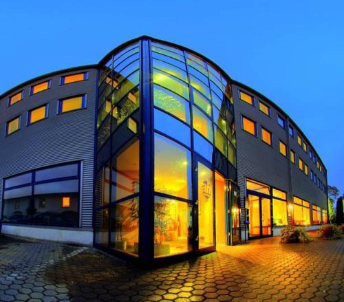 Astral inn leipzig hotel restaurant home modern for Design hotel leipzig