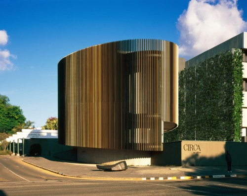 Architecture of art gallery annex by studiomas architects for Architecture art design