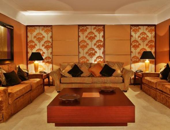 Iara park atlantic lisboa home modern for Salon de luxe moderne