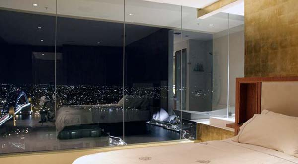 Luxury in every detail extraordinary penthouse apartment for Apartment design sydney
