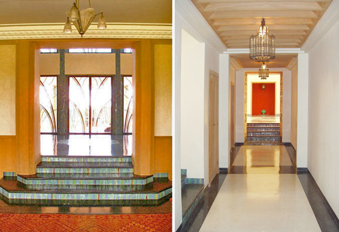 Home Designs In India Named Art Deco Design House Marrakech Residence