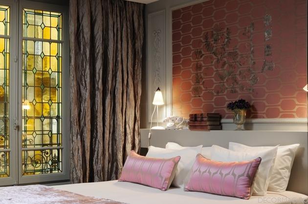 Romantic hotel la belle juliette in paris home modern for Hotel la belle juliette paris