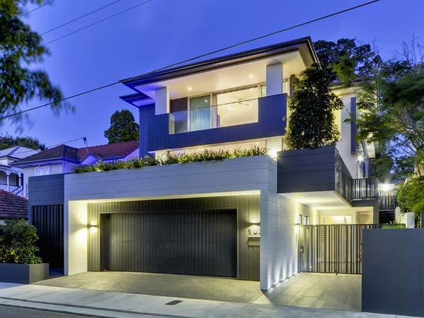 Villa design home modern for Luxury home designs brisbane