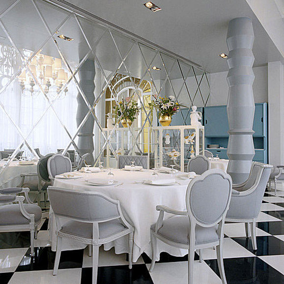 La Terraza Del Casino Restaurant Luxury In Madrid Home Modern