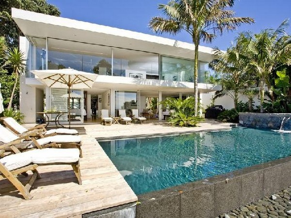 Exotic and Inspirational Home in New Zeeland: Takapuna House | HOME ...